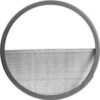 "Image of Mole-Richardson Half Double Moledura Scrim for Big-Eye Tener, Big-Mo, HMI 12K, 18K Fresnels, 29"" Diameter, Stainless Steel"