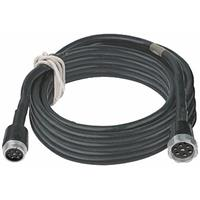 Image of Mole-Richardson 25' 1200/1800W HMI Head Extension Cable for 1200/1800W Daylite and 2000W Tungsten Variable Focus Par