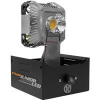 Image of Mole-Richardson 400W Studio JuniorLED Non-DMX Tungsten Fresnel Retro-Kit, Includes MoleLED Tungsten Trough, MoleLED Specific Fresnel Lens, Hardware Package with Tool