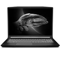 "Image of MSI Creator M16 A11UD-671 16"" QHD+ 60Hz Touchscreen Notebook Computer, Intel Core i7-11800H 2.3GHz, 16GB RAM, 512GB SSD, NVIDIA GeForce RTX 3050 Ti 4GB, Windows 10 Pro, Free Upgrade to Windows 11"