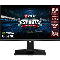"""Compare Prices Of  MSI Oculux NXG253R 24.5"""" 16:9 Full HD 360Hz HDR IPS LED Gaming Monitor"""