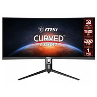 """Compare Prices Of  MSI Optix MAG301CR2 30"""" 21:9 UWFHD 200Hz VA Curved LED Gaming Monitor with FreeSync"""