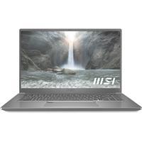 "Image of MSI Prestige 15 A11SCX-217 15.6"" 4K Ultra HD Notebook Computer, Intel Core i7-1185G7 1.2GHz, 32GB RAM, 1TB SSD, NVIDIA GeForce GTX 1650 MAX-Q 4GB, Windows 10 Pro, Free Upgrade to Windows 11"