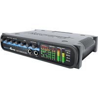 MOTU 4pre 6x8 Compact Audio Interface with Four Mic Preamps & Mixing, Hybrid FireWire 400/USB 2.0, 24-bit Converters