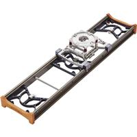 Image of MYT Works Large Glide Slider, 4ft. Rail Length, Mitchell Mount Hi-Hat Assembly, 150 lbs Capacity