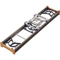 Image of MYT Works Large Glide Slider, 3ft. Rail Length, Flat Mount Hi-Hat Assembly, 150 lbs Glide Capacity