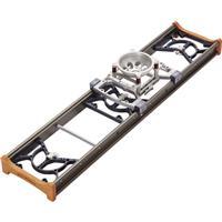 Image of MYT Works Large Glide Slider, 3ft. Rail Length, 150mm Bowl Hi-Hat Assembly, 150 lbs Glide Capacity
