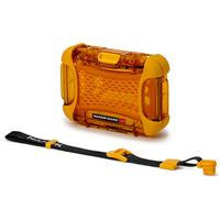 Image of Nanuk Nano Series 310 Ultra Resistant Polycarbonate Waterproof Protective Case, Orange