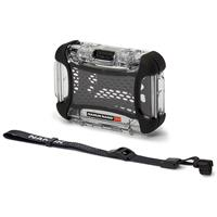 Image of Nanuk Nano Series 310 Ultra Resistant Polycarbonate Waterproof Protective Case, Clear