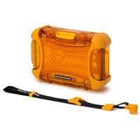 Image of Nanuk Nanuk Nano Series 320 Ultra Resistant Polycarbonate Waterproof Protective Case, Orange