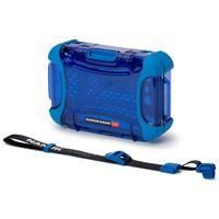 Image of Nanuk Nano Series 320 Ultra Resistant Polycarbonate Waterproof Protective Case, Blue