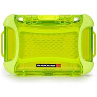 Image of Nanuk Nano Series 330 Ultra Resistant Polycarbonate Waterproof Protective Case, Lime
