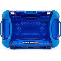 Image of Nanuk Nano Series 330 Ultra Resistant Polycarbonate Waterproof Protective Case, Blue