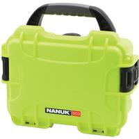 Image of Nanuk Small Series 903 Lightweight NK-7 Resin Waterproof Protective Case with Foam for Point & Shoot Camera or Smartphone, Lime