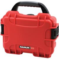 Image of Nanuk Small Series 903 Lightweight NK-7 Resin Waterproof Protective Case with Foam for Point & Shoot Camera or Smartphone, Red