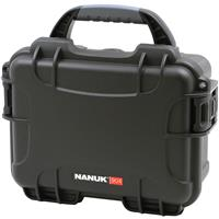 Image of Nanuk Small Series 904 Lightweight NK-7 Resin Waterproof Protective Case for Mirrorless Camera or 2-Way Radio, Black