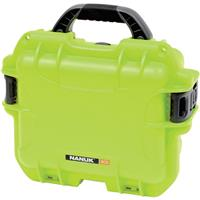 Image of Nanuk Small Series 905 Lightweight NK-7 Resin Waterproof Protective Case for Point & Shoot Camera or Binoculars, Lime