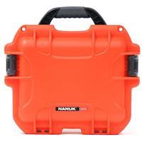 Image of Nanuk Small Series 905 Lightweight NK-7 Resin Waterproof Protective Case for Point & Shoot Camera or Binoculars, Orange