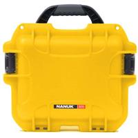 Image of Nanuk Small Series 905 Lightweight NK-7 Resin Waterproof Protective Case for Point & Shoot Camera or Binoculars, Yellow