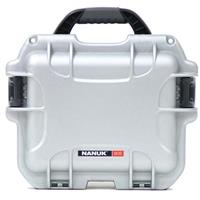 Compare Prices Of  Nanuk Small Series 905 Lightweight NK-7 Resin Waterproof Protective Case for Point & Shoot Camera or Binoculars, Silver