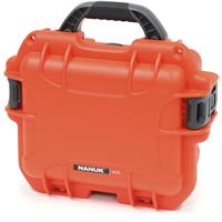 Image of Nanuk Small Series 905 Lightweight NK-7 Resin Waterproof Protective Case with Foam for Point & Shoot Camera or Binoculars, Orange