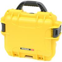 Image of Nanuk Small Series 905 Lightweight NK-7 Resin Waterproof Protective Case with Foam for Point & Shoot Camera or Binoculars, Yellow