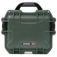 Image of Nanuk Small Series 905 Lightweight NK-7 Resin Waterproof Protective Case with Foam for Point & Shoot Camera or Binoculars, Olive