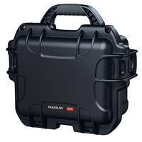 Image of Nanuk Nanuk Small Series 905 Lightweight NK-7 Resin Waterproof Protective Case with Foam for Sennheiser EW/Sony UWP/Senal Mic, Black