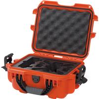 Image of Nanuk 905 Waterproof Hard Case for DJI Spark Drone, Orange