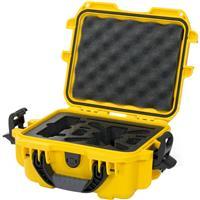 Image of Nanuk 905 Waterproof Hard Case for DJI Spark Drone, Yellow
