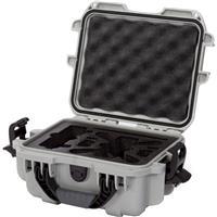 Image of Nanuk 905 Waterproof Hard Case for DJI Spark Drone, Silver