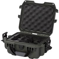 Image of Nanuk 905 Waterproof Hard Case for DJI Spark Drone, Olive
