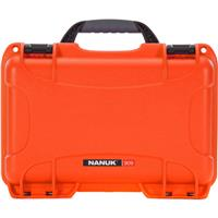 Image of Nanuk 909 Case, No Foam, Orange