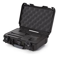 Compare Prices Of  Nanuk 909 Classic Pistol Case, Holds Pistol and Two Single Stack or One Double Stack Magazines, Black