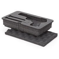 Image of Nanuk Customized 909 Foam Insert for Classic Pistol Case
