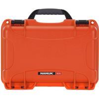 Image of Nanuk Media Series 909 Lightweight NK-7 Resin Waterproof Hard Case with Foam Insert for DJI Mavic Mini, Orange