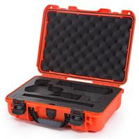 Compare Prices Of  Nanuk 910 2Up Classic Pistol Case, Holds Two Pistols and Two Single Stack or Two Double Stack Magazines, Orange