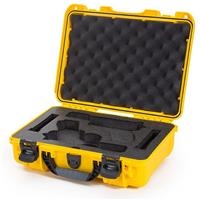 Compare Prices Of  Nanuk 910 2Up Glock Pistol Case, Holds Two Glock Pistols and Two Magazines, Yellow