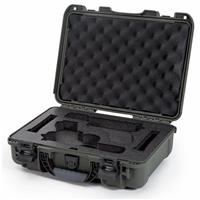 Compare Prices Of  Nanuk 910 2Up Glock Pistol Case, Holds Two Glock Pistols and Two Magazines, Olive