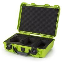 Image of Nanuk 910 Case with Foam Insert for DJI Mavic Air, Lime