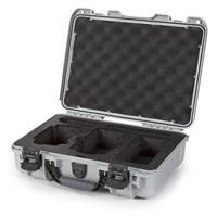 Image of Nanuk 910 Case with Foam Insert for DJI Mavic Air, Silver