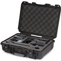 Compare Prices Of  Nanuk Medium Series 910 Lightweight NK-7 Resin Waterproof Protective Case with Foam for Sennheiser ENG System, Black