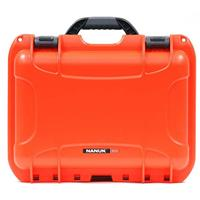 Image of Nanuk Medium Series 915 Lightweight NK-7 Resin Waterproof Protective Case with Foam, Orange