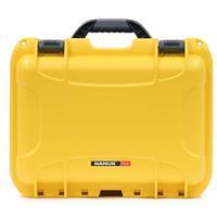 Image of Nanuk Medium Series 915 Lightweight NK-7 Resin Waterproof Protective Case with Foam, Yellow