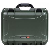 Image of Nanuk Medium Series 915 Lightweight NK-7 Resin Waterproof Protective Case with Foam, Olive