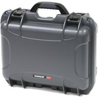 Image of Nanuk Medium Series 915 Lightweight NK-7 Resin Waterproof Protective Case with Padded Dividers, Graphite