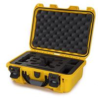 Image of Nanuk 915 Case with Foam for DJI Spark Fly More, Yellow