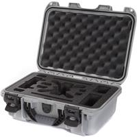 Image of Nanuk 915 Case with Foam for DJI Spark Fly More, Silver