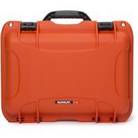 Image of Nanuk 918 Lightweight NK-7 Resin Waterproof Protective Case Without Foam, Orange
