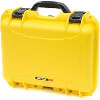 Image of Nanuk Medium Series 920 Lightweight NK-7 Resin Waterproof Protective Case with Foam, Yellow